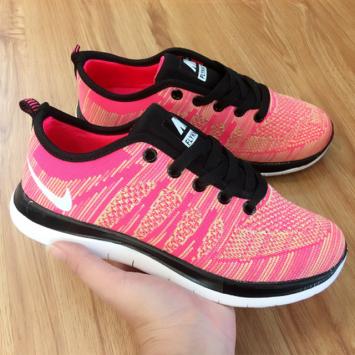 Giày Sneaker Nữ Free Run Thời Trang